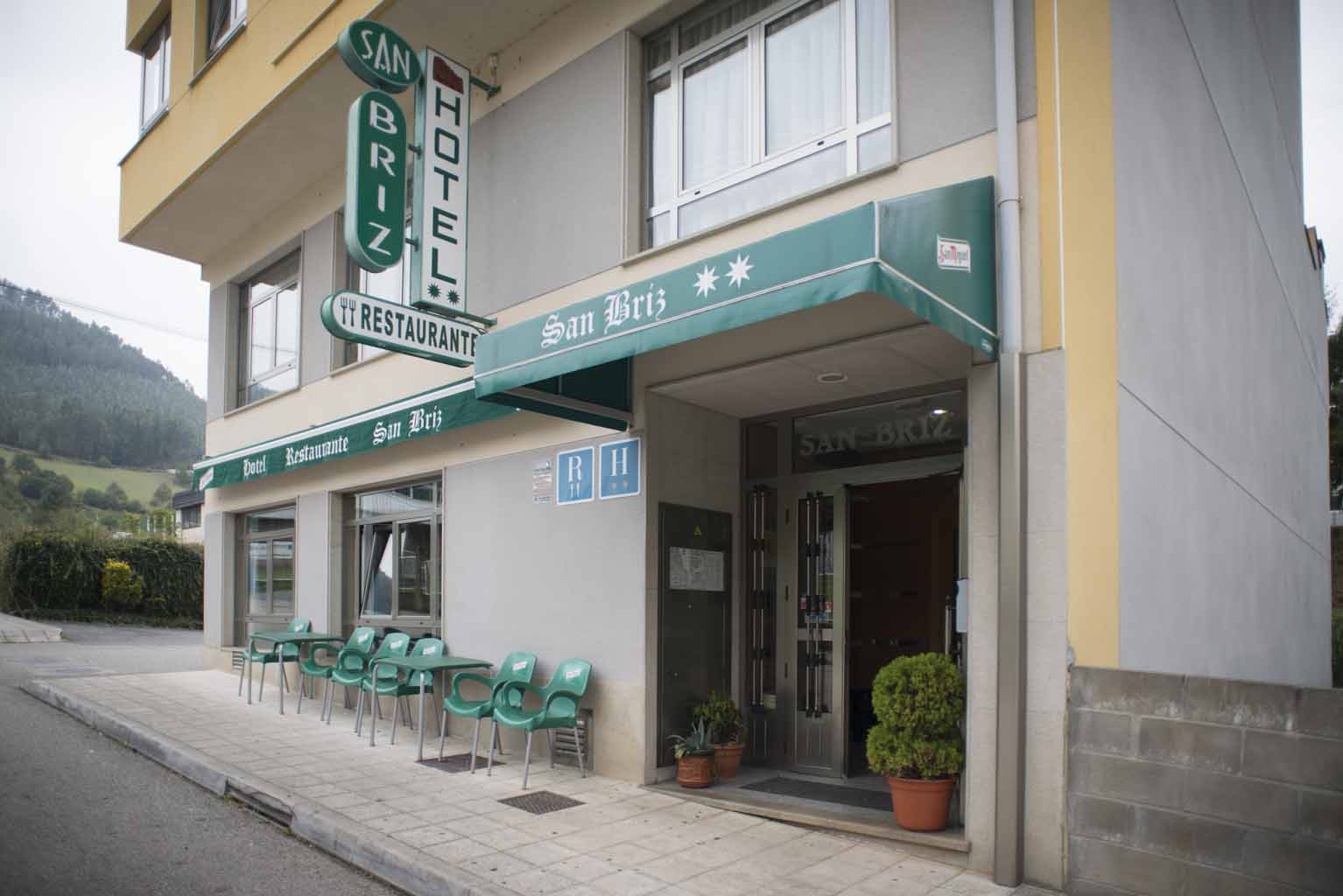 Hotel San Briz A Pontenova_3
