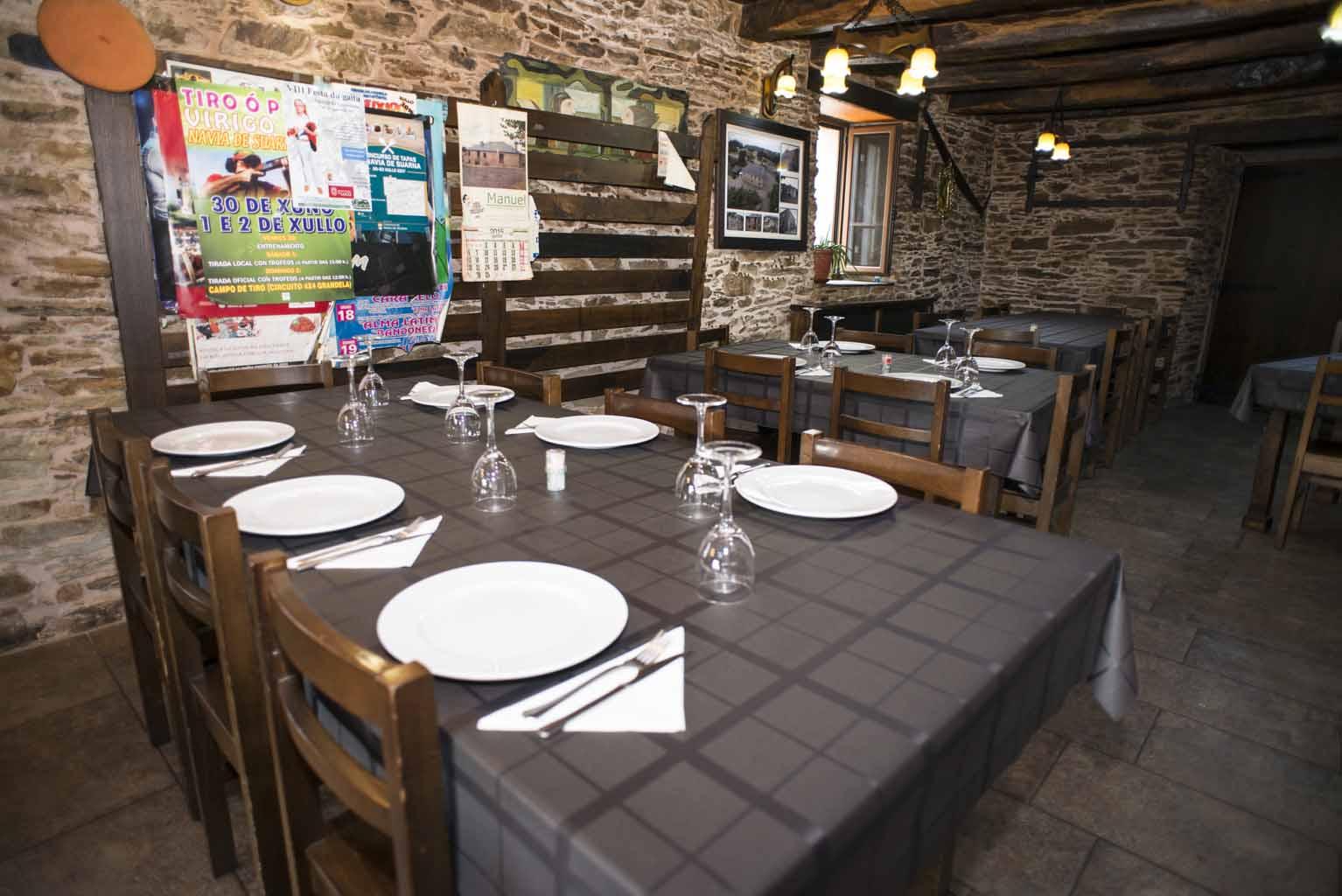 Restaurante Hotel A Roxoa_1