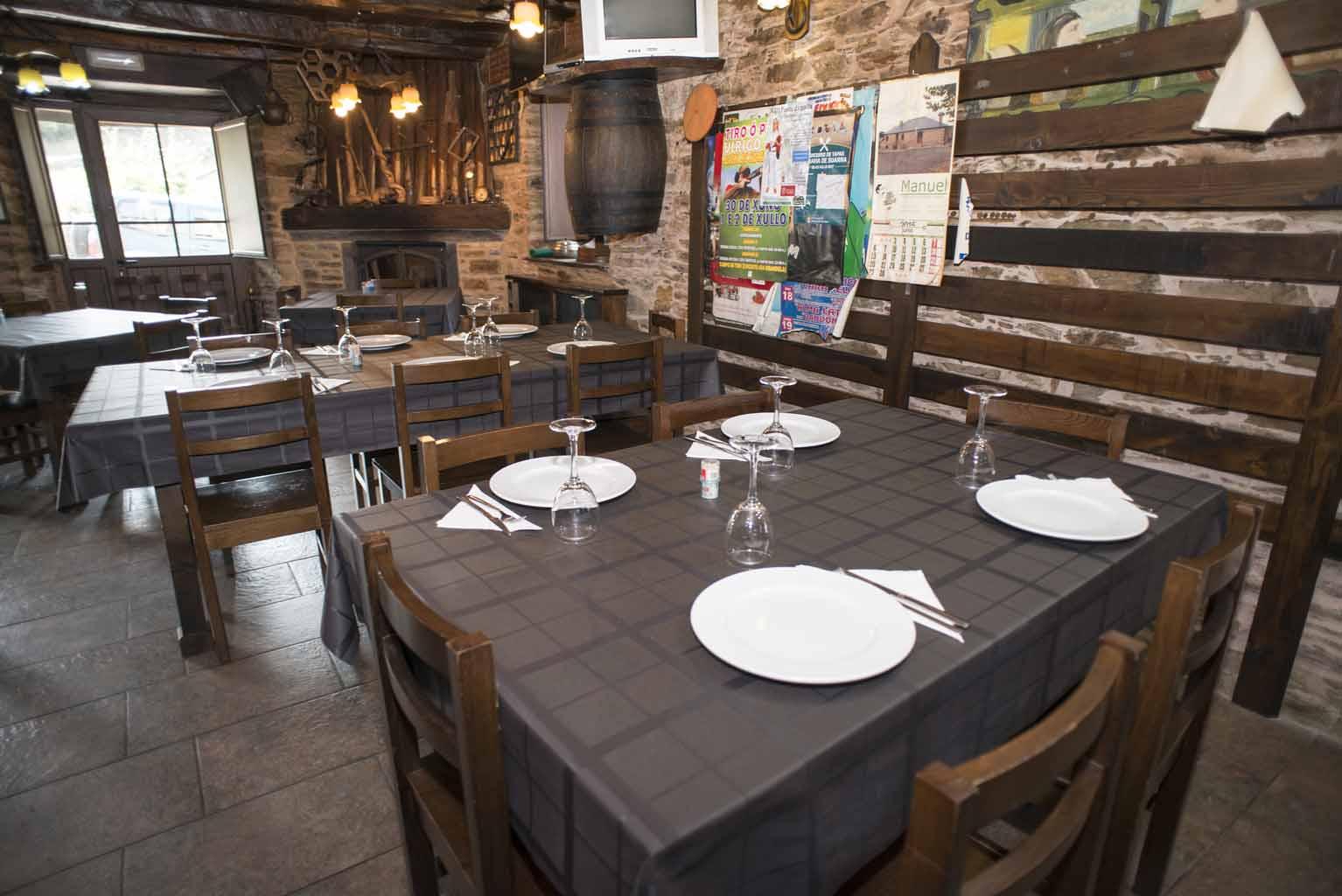 Restaurante Hotel A Roxoa_2