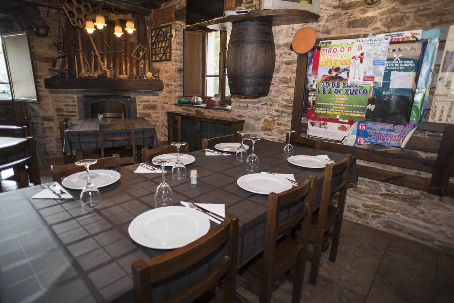 Restaurante Hotel A Roxoa_3