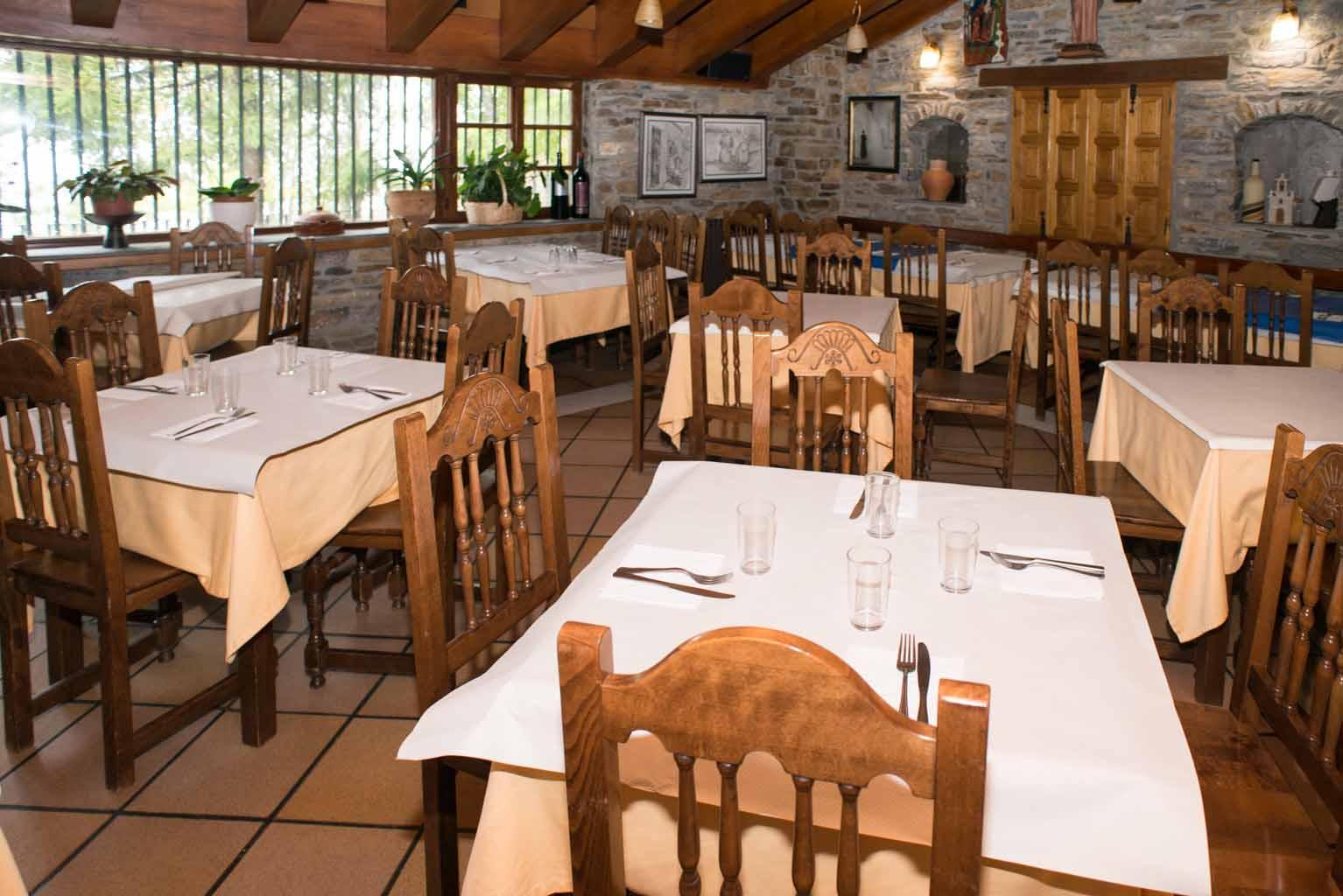 Restaurante Hotel O Cebreiro_1