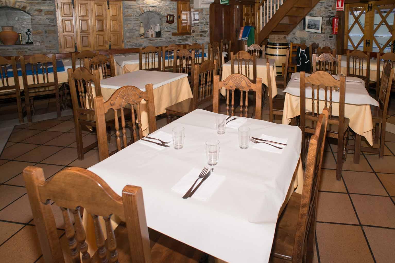 Restaurante Hotel O Cebreiro_2