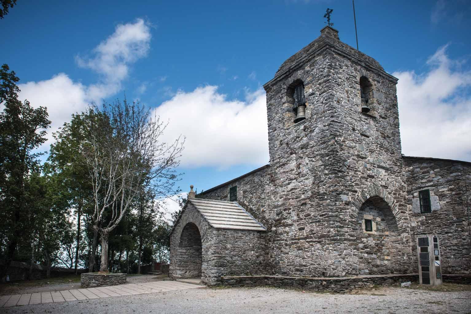 Iglesia Sta. Maria a real