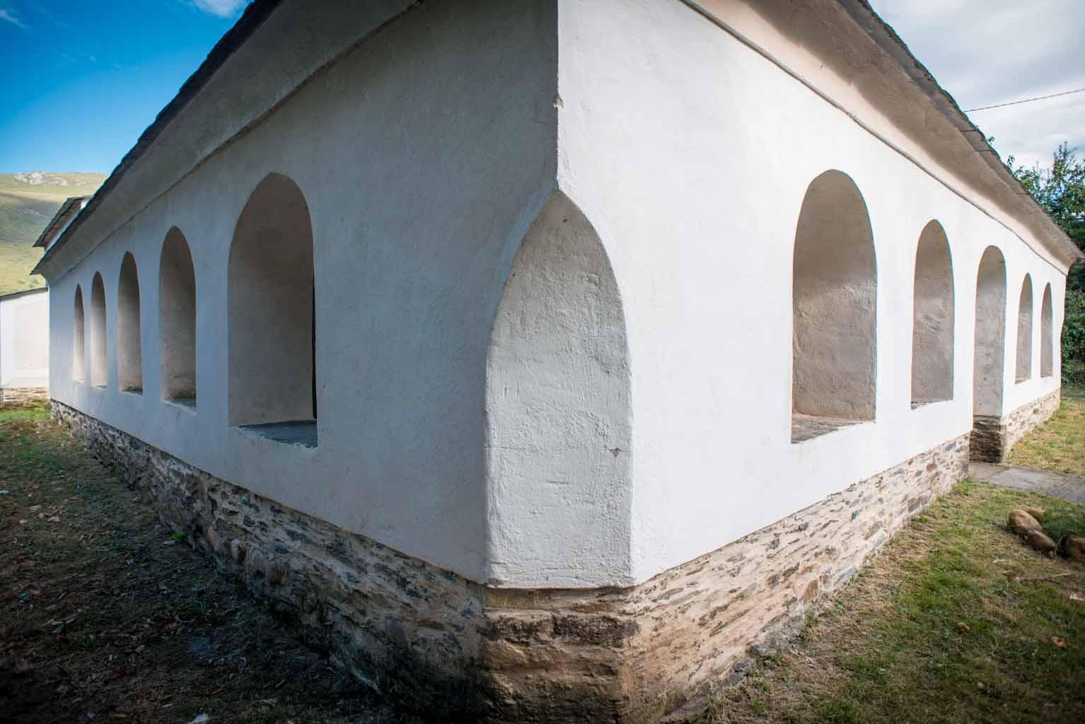 Iglesia de Negueira