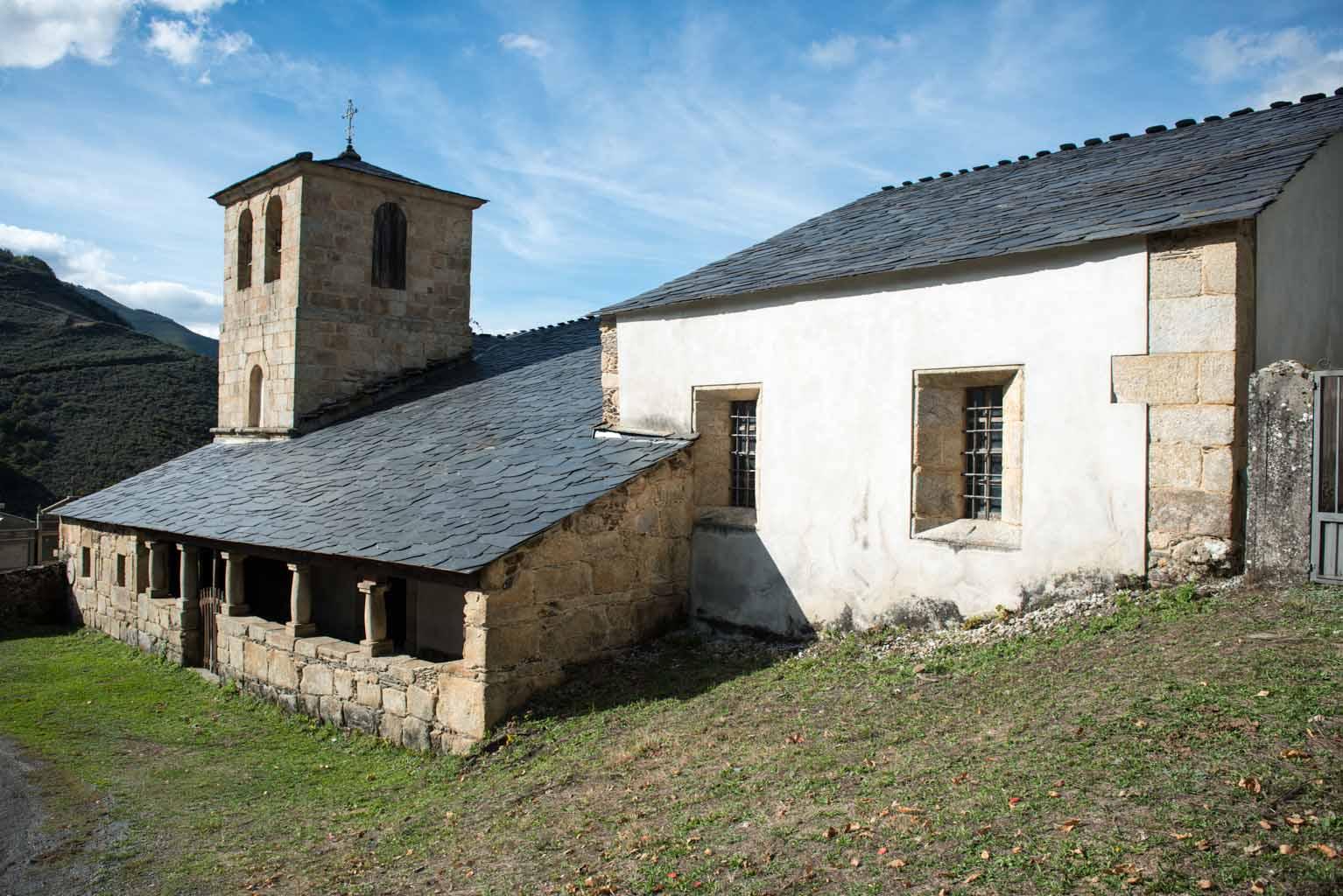 Iglesia de san fiz de donís